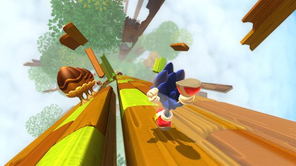 Sonic: Lost World for Nintendo 3DS