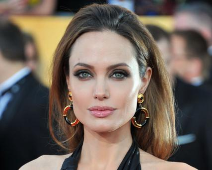 Angelina Jolie is front runner to play Nigella in a movie.