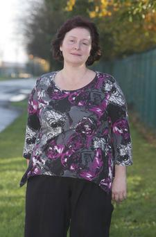 Anne Cummins, 52, from Dublin Picture credit; Damien Eagers