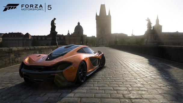 Forza Motorsport 5 is one of the key launch titles for Xbox One