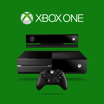 The Xbox One console