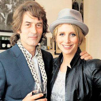 NEW HOME: TV3's Aisling and her partner Nick