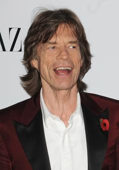 Mick Jagger is to become a great-grandfather, his family has disclosed.