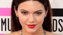 TV personality Kendall Jenner