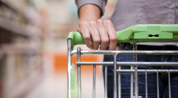 New figures show that the rate of inflation in Irish supermarkets was running at 2.9pc in the 12 weeks leading up to early November.