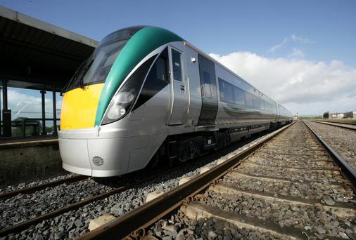 After sharp falls in passenger numbers during the recession, commuters are returning to Irish Rail
