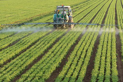 Up to 40,000 farmers will be affected by a raft of new regulations governing spraying equipment and training for those mixing chemicals for spraying