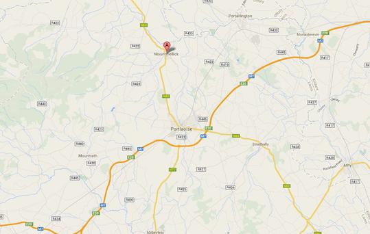 After negotiations with the man during the incident, gardai became concerned when he issued threats and was seen waving the knife. (Image: Google Maps)