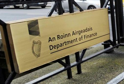 Giving evidence, the Department of Finance's chief economist John McCarthy was refreshingly blunt