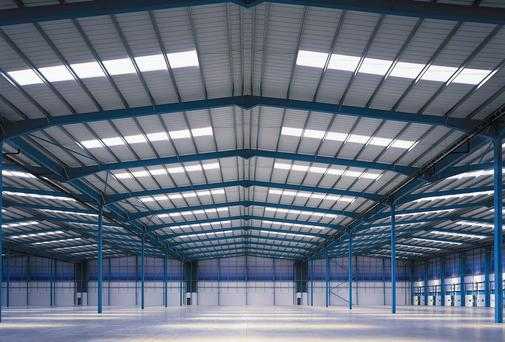 Ultra large warehouses are in massive demand