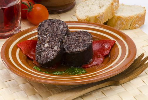 Guesthouse owner Nora Egan won a Good Food Ireland award last week for her black pudding