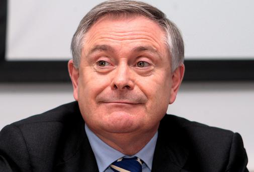 Public Expenditure Minister Brendan Howlin
