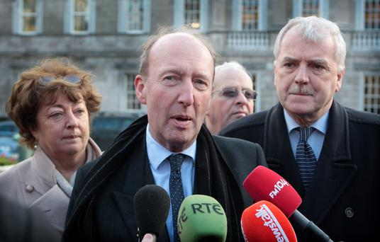 Independent deputy Shane Ross called on the CRC board to resign
