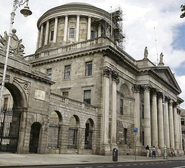 The Supreme Court in Dublin