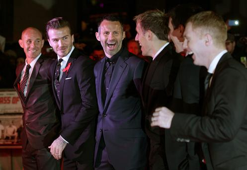 Five members of the Class of 92 have decided to buy Salford City, subject to approval.
