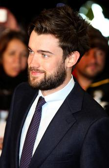 Jack Whitehall arriving for the world premiere of The Class of 92 earlier this month Chris Radburn/PA Wire