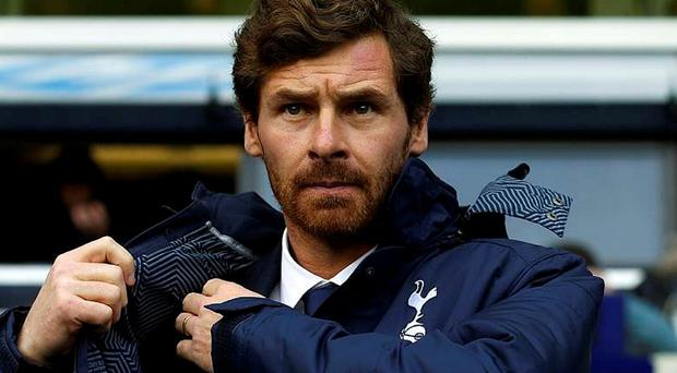 Andre Villas-Boas admits that his job is under threat