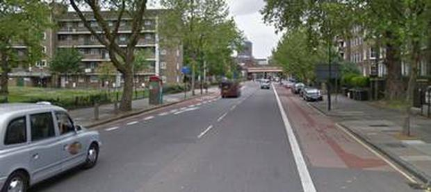 Savage attack begun at 1.15am on Thursday when a group of men boarded a 344 bus to Clapham Junction at a stop on Lambeth Road in London