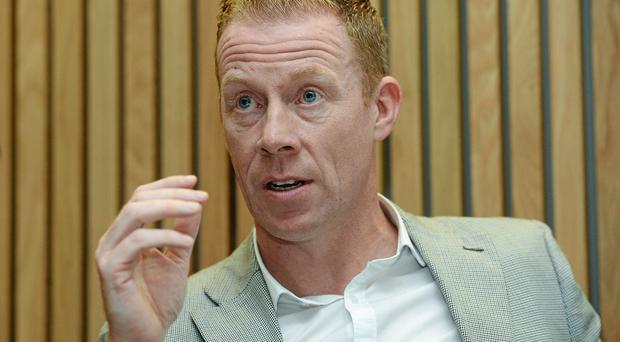 Players' union chief Stephen McGuinness