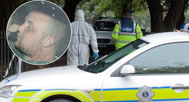 Ciaran Moran who was charged with the murder of of Gerard Donnelly in the Phoenix Park at Dublin District Court this morning