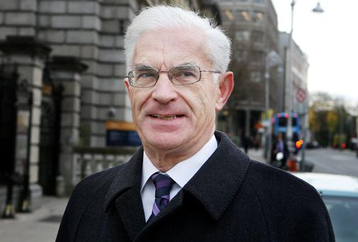 John O'Connor, Chairman designate of EirGrid