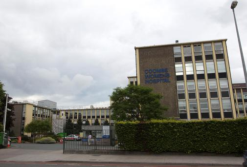 Coombe maternity hospital