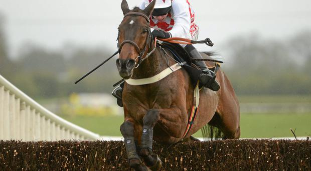 Flemenstar, with Andrew Lynch up