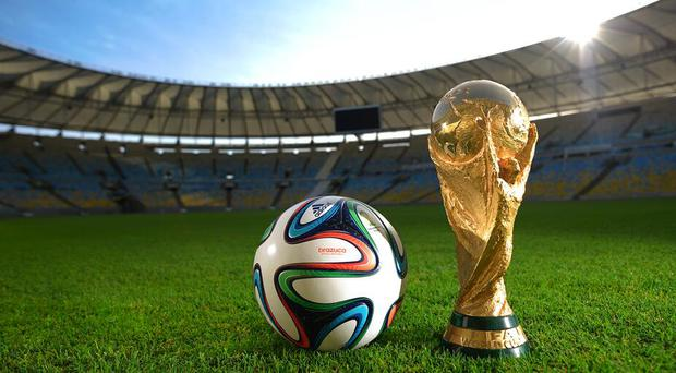 The new World Cup ball
