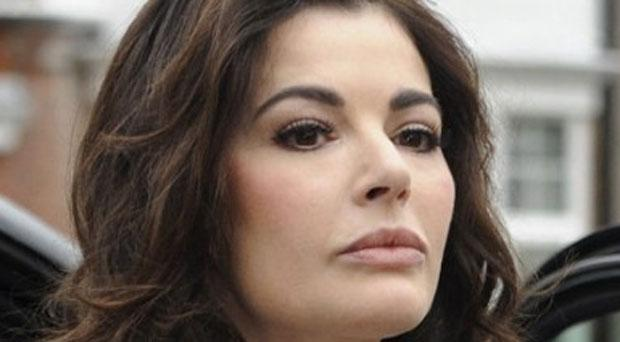 Nigella Lawson's immaculate appearance