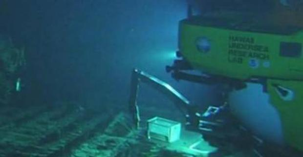 The mystery of the Japanese submarine missing since 1946 has now been solved