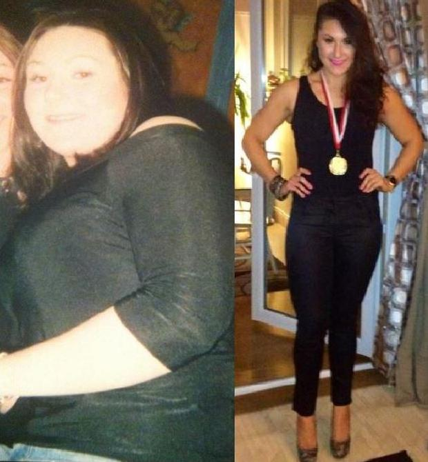 """""""My name is Danielle Hayes. Most of my life I was overweight. Now I am a World Powerlifting Champion. This is my story."""""""