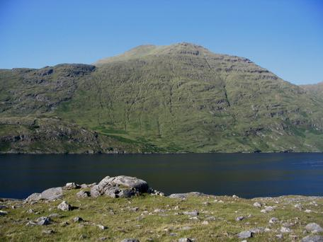 Geoff Rowden disappeared while walking on Mweelrea Mountain in Co Mayo