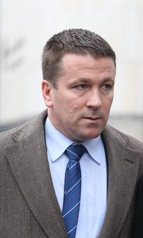 Ruairi O Ceallaigh (42) entered a guilty plea to multiple theft charges when he appeared in Dublin District Court this morning.