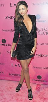 Miranda Kerr has split from Orlando Bloom and was rumoured to be linked with Australian tycoon Packer