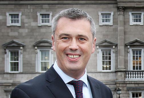 Colm Keaveney who joined the ranks of Fianna Fail recently