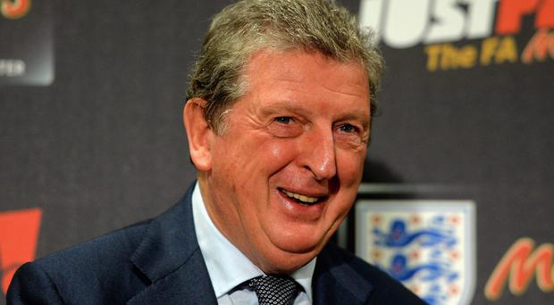 Roy Hodgson said he was