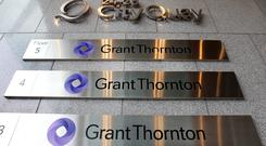 Grant Thornton on City Quay Photo Steve Humphreys