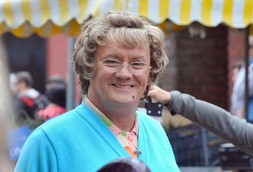 Brendan O'Carroll as Mrs Browne
