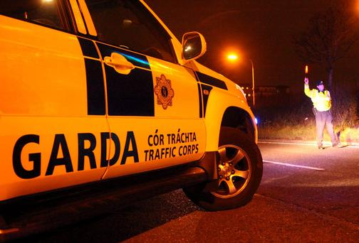 Almost 2,000 suspected drink-drivers have been arrested this year, gardai said.