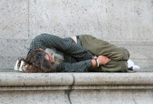 No-one should have to sleep rough on our streets