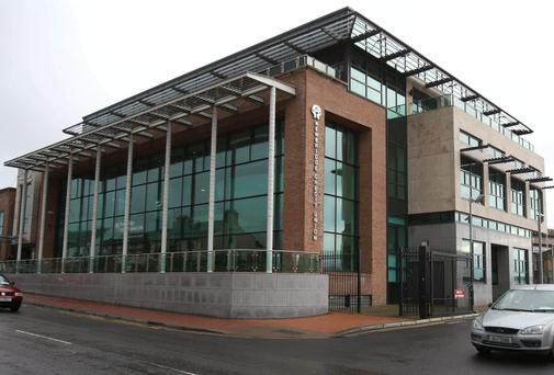 Newbridge Credit Union, County Kildare