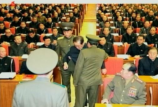 Kim Jong-un's uncle has been executed