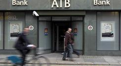 Only AIB, and its subsidiary EBS, have responded to previous calls from Mr Noonan for lower variable rates