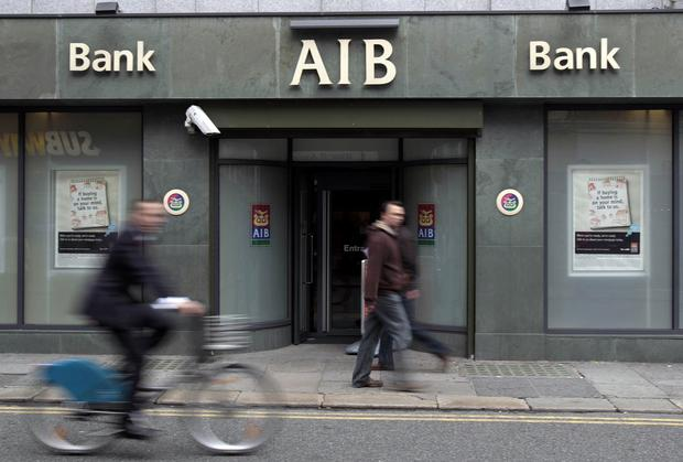 A lawsuit is brought against AIB over its handling of mortgages