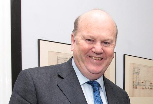 Minister for Finance Michael Noonan.