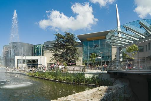 Picture: Dundrum Town Centre
