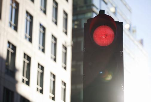 When it comes to obeying red lights adjacent to Luas lines in Dublin, drivers are certainly not getting the message