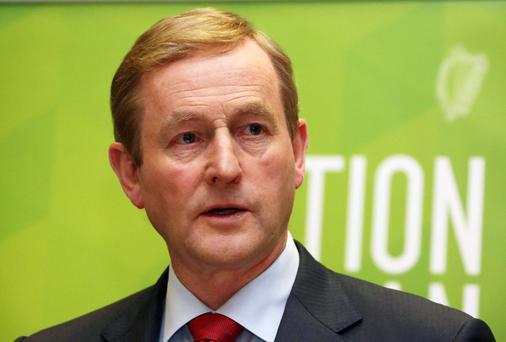 Enda Kenny: 'under huge pressure to be everything to everyone'