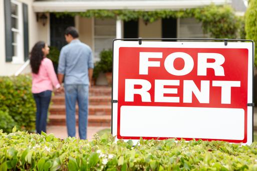 Lack of homes forcing up rent