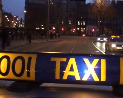 Gardai say they are specifically looking to speak to a taxi driver who picked up two men on Meath Street at around 1.15am on Sunday morning.
